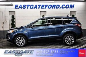 2018 Ford Escape Titanium-Executive Unit -Costco $1000