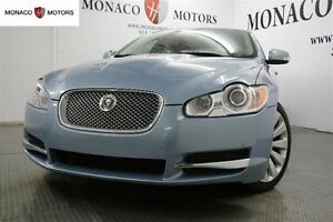 2009 Jaguar XF LUXURY NAV CAM
