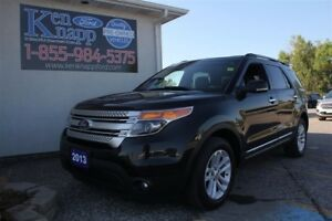2013 Ford Explorer XLT 4WD LEATHER SUNROOF