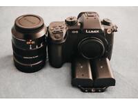Lumix gh5 + Leica 12-60mm lens