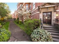 Beautiful and bright 3 bed apartment in Langland Mansions, Hampstead , NW3