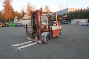 NISSAN 90 Forklift