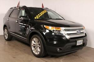2012 Ford Explorer XLT AWD 7passagers