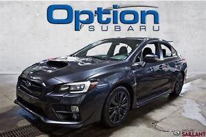 2016 Subaru WRX Sport Automatique Bluetooth