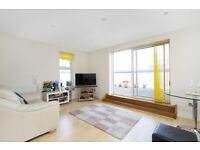 A gorgeous and bright ground floor flat in Virginia Quay development, East India.