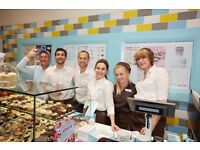 (Spitalfields) LOLAS CUPCAKES LOOKING FOR NEW TEAM MEMBERS/SUPERVISORS