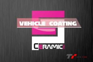 Ceramic Coating Ceramic Pro vehicle paint protection starting from $599
