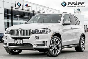 2016 BMW X5 xDrive35i 3rd row seating!