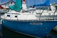 C&C 27 sailboat for sale