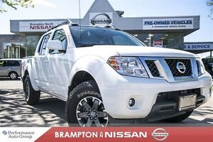 2016 Nissan Frontier PRO-4X *Leather NAVI Rear view cam*