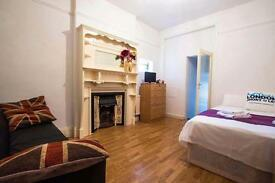 Holiday Apartment with private garden and separated kitchen #205.B
