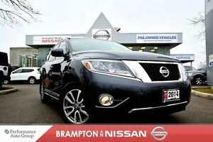 2014 Nissan Pathfinder SL *Navigation, Heated seats, Rear view m