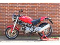 Ducati Monster 600cc low miles Open to swaps or px (part exchange)
