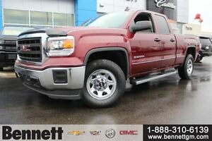 2015 GMC Sierra 1500 Extended Cab, 4X4, 5.3 V8, and Trailering P