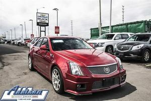 2011 Cadillac CTS-V accident free 6.2 ltr supercharged
