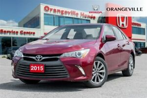 2015 Toyota Camry XLE|NAVIGATION|BACK UP CAM|SUNROOF