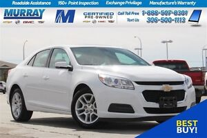 2016 Chevrolet Malibu LT*REMOTE START*SUNROOF*REAR CAMERA*