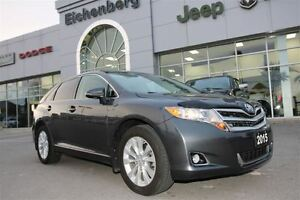 2015 Toyota Venza XLE *ALL WHEEL DRIVE*