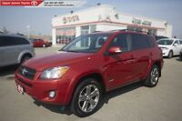 2010 Toyota RAV4 4WD Sport - Power roof and Alloys