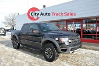 2012 Ford F-150 SVT Raptor (Retail Only)