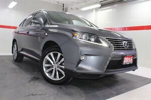 2015 Lexus RX 350 AWD Heated Lthr Sunroof Btooth BU Camera Cruis