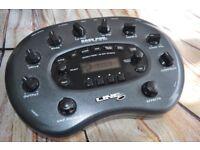 bass pod XT DI box, multi FX and amp modeller by Line 6