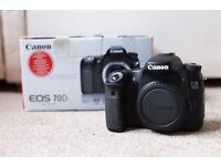 EOS Canon 70D
