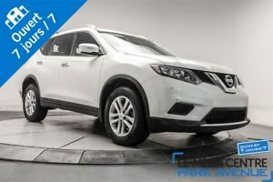 2014 Nissan Rogue S, AWD, MAGS, GR. ELECTRIQUE