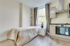 Modern Studio Apartment seconds from Earls Court station on quiet road SW5 Kensington Chelsea SW7 W8