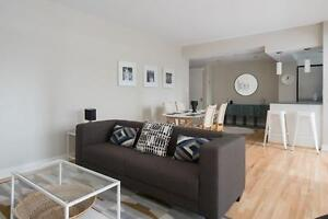2BR Furnished - Flexible 4 to 8 month lease!  #1110