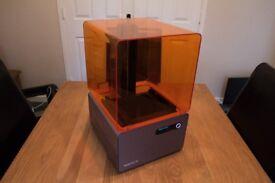 Formlabs Form 1+ SLA Resin 3D Printer
