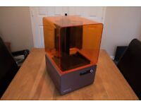 Formlabs Form 1+ SLA Resin 3D Printer