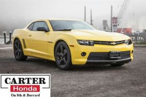 2015 Chevrolet Camaro LT 2LT + NAVI + LOW KMS + LOCAL + NO ACCID