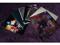 Mixed lot of Santana vinyl records albums 1970's classics