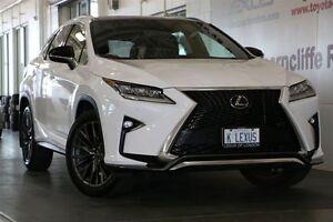 2016 Lexus RX 350 DEMO $2000 CASH INCENTIVE