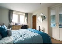 DOUBLE BEDROOM WITH ENSUITE INC ALL BILLS IN NEW BUILD WINGFIELD COURT EAST INDIA 10 MINS TO C WHARF