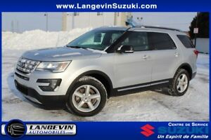 2016 Ford Explorer XLT/AWD/CUIR/GPS/TOIT PANORAMIQUE