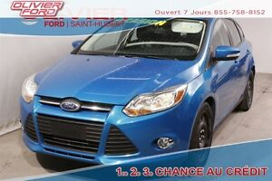 2014 Ford Focus SE FWD BLUETOOTH A/C WOW SEULEMENT 10995$