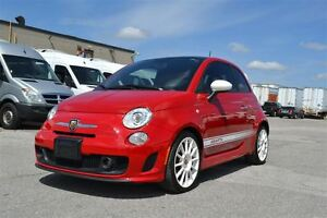 2013 Fiat 500 Abarth ONLY 30000KM