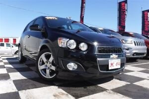 2012 Chevrolet Sonic LT | Heated Seats | Bluetooth | Security Sy