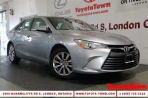 2015 Toyota Camry LOADED XLE LEATHER NAV BLIND SPOT MONITOR
