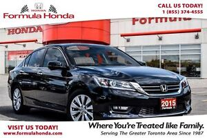2015 Honda Accord Sedan EX-L- There is a commitment to excellenc