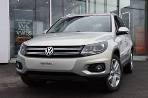 2012 Volkswagen Tiguan 4MOTION Comfortline CUIR TOIT PANORAMIQUE