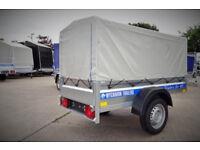 CAR TRAILER 750KG FULL LEGAL UK/EU