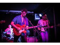 Guitarist wanted - North London rock/post-punk upbeat band