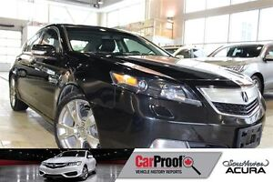 2012 Acura TL Elite with Navigation, Leather, AWD and more!