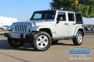 2012 Jeep WRANGLER UNLIMITED Sahara 4x4 OF THE DECADE !