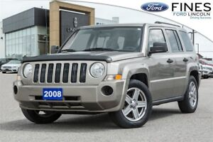 2008 Jeep Patriot Sport - YOU CERTIFY & YOU SAVE!