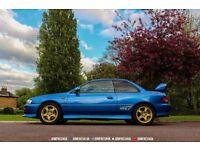 1998 Subaru Impreza WRX STI Type R V4 V-Limited 2 Door Coupe - 22B / P1