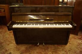 Small modern style compact piano. Tuned & delivery available